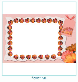 flower Photo frame 58