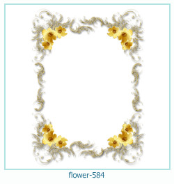 flower Photo frame 584