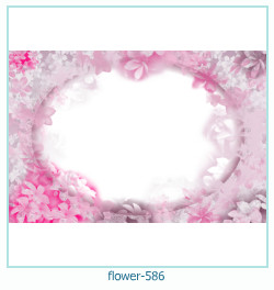 फूल फोटो फ्रेम 586