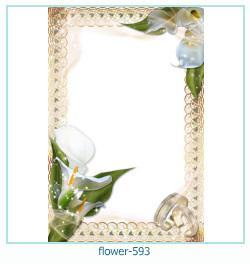 फूल फोटो फ्रेम 593