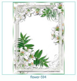 flower Photo frame 594