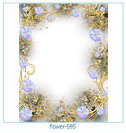 फूल फोटो फ्रेम 595