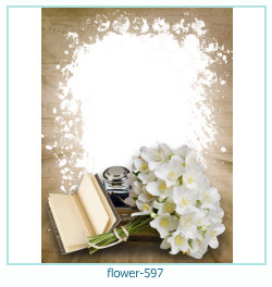 flower Photo frame 597