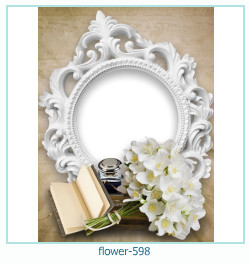 flower Photo frame 598