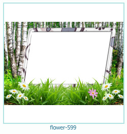 flower Photo frame 599