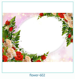 flower Photo frame 602