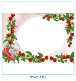 फूल फोटो फ्रेम 603