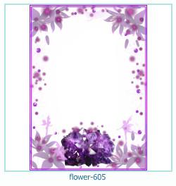 फूल फोटो फ्रेम 605