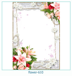 flower Photo frame 610