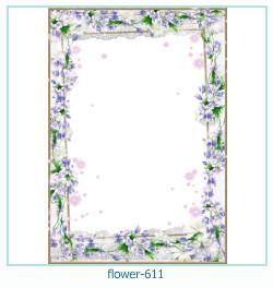 फूल फोटो फ्रेम 611