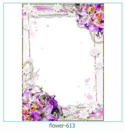 flower Photo frame 613