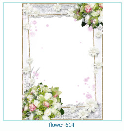 flower Photo frame 614