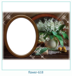 Blume Fotorahmen 618