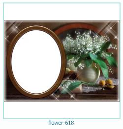 fleur Cadre photo 618