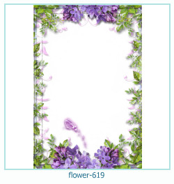 Blume Fotorahmen 619
