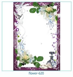 Blume Fotorahmen 620