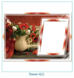 फूल फोटो फ्रेम 621