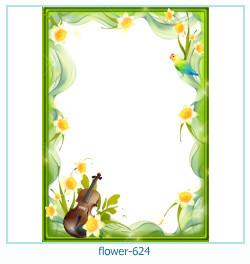 फूल फोटो फ्रेम 624