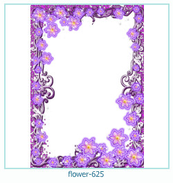 flower Photo frame 625