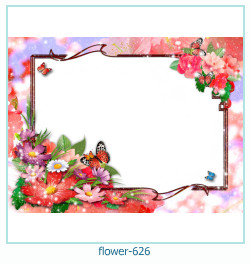 flower Photo frame 626