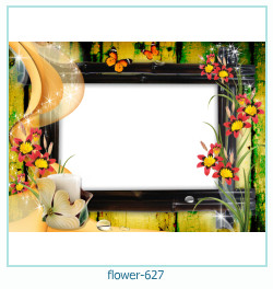 फूल फोटो फ्रेम 627