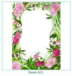 flower Photo frame 631
