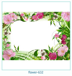flower Photo frame 632