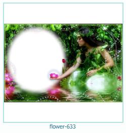 फूल फोटो फ्रेम 633