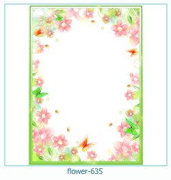 flower Photo frame 635