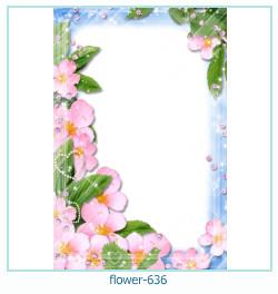 फूल फोटो फ्रेम 636