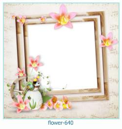 Blume Fotorahmen 640