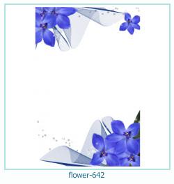 Blume Fotorahmen 642