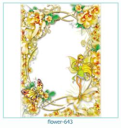 Blume Fotorahmen 643