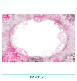 Blume Fotorahmen 645