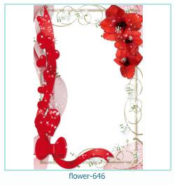 Blume Fotorahmen 646