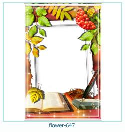 Blume Fotorahmen 647