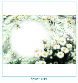 flower Photo frame 649