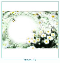 Blume Fotorahmen 649