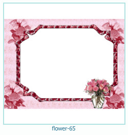 flower Photo frame 65