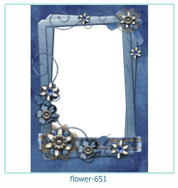 flower Photo frame 651