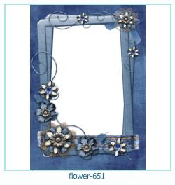 Blume Fotorahmen 651