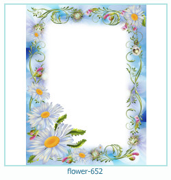 flower Photo frame 652