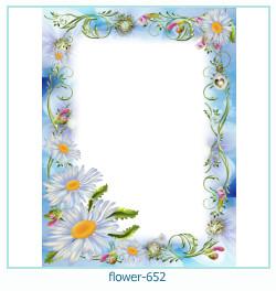 Blume Fotorahmen 652