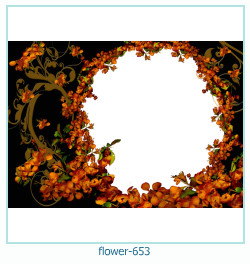 flower Photo frame 653