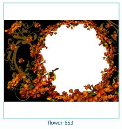 Blume Fotorahmen 653