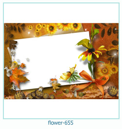 flower Photo frame 655
