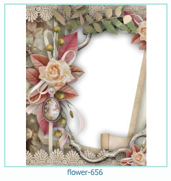 flower Photo frame 656