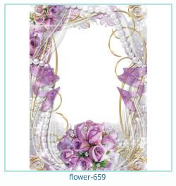 Blume Fotorahmen 659