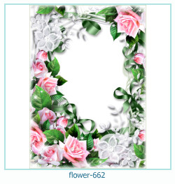 flower Photo frame 662