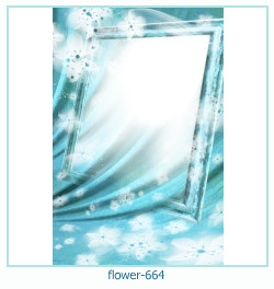 flower Photo frame 664